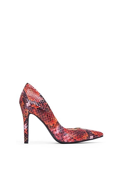 Jessica Simpson Topuklu Ayakkabı Oranj